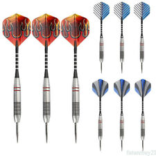 Indoor Game Dart Steel  Needle with Printing Flights Play with friends