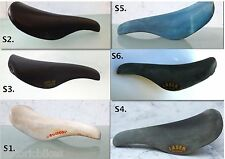 Selle San Marco Concor Supercorsa_LASER leather suede saddle choose