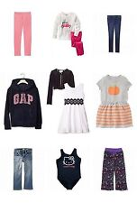 $200RV NWT Girls Clothes Lot BTS Choose Size 3 4 5 6 7 8 Pants Dress Top Outfit