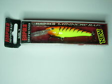 RAPALA MINNOW RAP MR7 FISHING LURES 3/16oz / 6g VARIOUS COLOURS