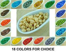 20g Stardust SUPERDUO Czech Glass Seed Beads Two Hole Super Duo 2.5mm x 5mm