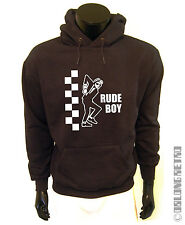 Retro SKA rude boy HOODIE - the specials - reggae two tone punk jamaica selecter