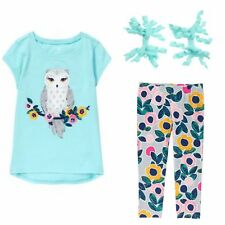 NWT Gymboree 3 piece set lot - NEW! Back to school outfit...4 5 6 7 8 10 12
