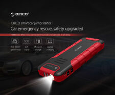 ORICO Multi Function 12V Car Jump Starter Emergency Charger Power Bank Battery