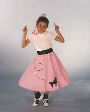 Child Poodle Skirt Costume by Alexanders