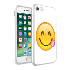 Emoji Smiley Tongue Out Design Case Skin Cover For Various Mobile Phones - 015