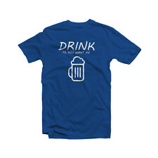 Drink Til you Want Me TShirts Wine Beer Champagne Drinking Bar Party Drunk Flirt