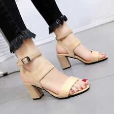 New Fashion Party High Heel Summer Ankle Strap Sandal For Women