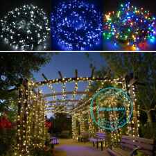 Multi Effect 30M 300 LED String Fairy Lights Outdoor Indoor Christmas Party Tree