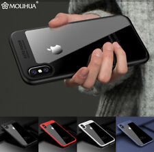 For Apple iPhone X 8 6s 7 Plus Hybrid Clear Shockproof Case Protector Covers