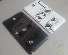 Genuine Samsung Galaxy Note 1 SGH-i717 N7000 Back Battery Cover Black NEW