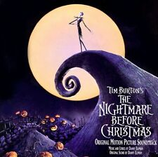Nightmare Before Christmas CD Factory Sealed Free Shipping