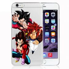 Dragon Ball Z DBZ Vegeta Goku Gogeta SS4 Silicone phone Case cover For iphone