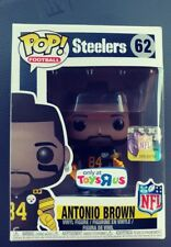 Antonio Brown Funko POP Wave 4 Steelers Exclusive #62 Pop 1