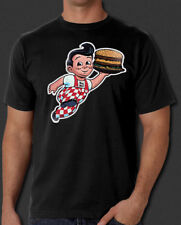Bobs Big Boy Burger Restaurant New Retro Vintage New T-Shirt S-6XL