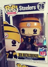 BEN ROETHLISBERGER PITTSBURGH STEELERS 2017 NFL FUNKO POP! FOOTBALL #76