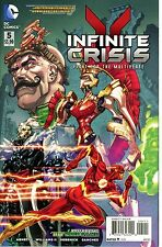 INFINITE CRISIS FIGHT FOR THE MULTIVERSE  #5  * FIRST PRINT *  NM   DC COMICS