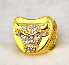 1997 Chicago Bulls Replica Championship Ring for Fans
