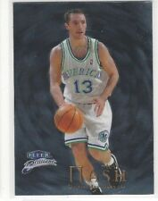 1998-99 FLEER BRILLIANTS BASKETBALL BASE SERIES SINGLES #'S 1-125