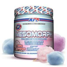 APS Nutrition MESOMORPH Original PRE-WORKOUT, 10 Flavors FREE PRIORITY SHIPPING!