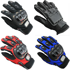 Combat Sports Armor Motorcycle Bike Riding Gloves Full Finger Protective Mittens