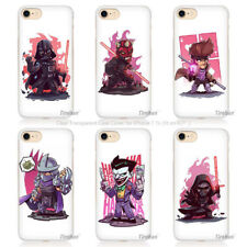 Cute Movie Characters Cartoon Hard Plastic Case For iPhone