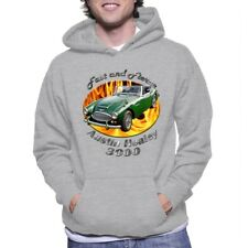 Austin Healey 3000 Fast And Fierce Adult Hoody