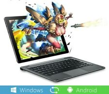 10.1 inch Dual OS Tablet PC Quad Core Intel Z8350 Windows 10+Android 5.1 4G 64G