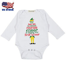 One-piece Newborn Toddler Baby Boys Girls Long Sleeve Jumpsuit Playsuit Clothes