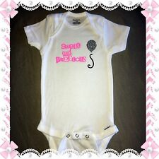 Sweet and Precious Custom Gerber Cute Personalized Baby Shower gift Onesie Funny
