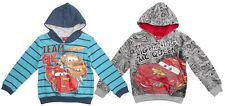 Boys Disney Cars Team 95 Lightning McQueen Comic Sweat Hoody Jumper 3 to 8 Years