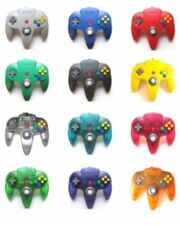 NEW Controller Game Pad Joystick System for Nintendo 64 N64 Console Wired 6-Foot