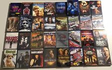 Your Choice Of 42 Family Thriller Action Horror Movies DVD's Blu-ray