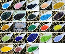 Czech Glass Seed Beads 10/0 PRECIOSA Rocaille Spacer 20g