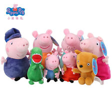 Peppa Pig Family Plush Toys George Pig Dolls Stuffed Plush Toys Christmas Gifts