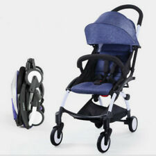 Compact Pram With Super Foldable Baby Strollers Lightweight Travel Foldable