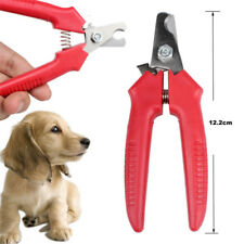 Stainless steel Grooming Trimmer Pet Cat Dog Nail Clippers Scissors Pet Toe Care