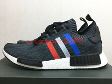 Adidas NMD R1 PK Tri-Colour Black BB2887 US 10.5 Primeknit multi ultra boost cny