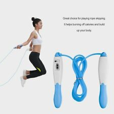 Counting Skipping Rope Jump Ropes Sports Fitness Tool Counting Jump Skip Rope OE