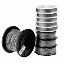 Fishing Tackle 7 Strands Stainless Steel Braided Wire Fishing line 50M Outdoor