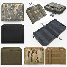 1000D Nylon Tactical Molle Rip-Away EMT First Aid Medical Zipper Pouch Tools Bag