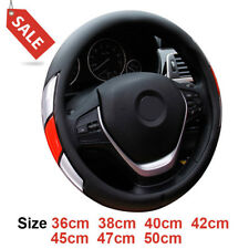 Reflective Movement Diamond Steering Wheel Cover Anti-Slip 36cm 38cm 40cm 42cm