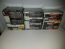 Various Xbox, Xbox 360, Xbox One, PS2 Video Games Huge Lot (Choose One) ALL WORK