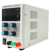 30V 5A Adjustable DC Power Supply For Lab Precision Variable Digital Regulated