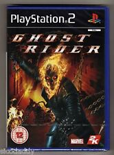 Ghost Rider (Sony PlayStation 2, 2007) - PAL