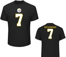 Pittsburgh Steelers Ben Roethlisberger Eligible Receiver IV Men's T-Shirt Jersey