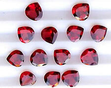 NATURAL MOZAMBIQUE RED GARNET AAA CABOCHON GEMSTONE WHOLESALE PRICE