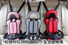Portable Safety Baby Child Car Seat Toddler Infant Convertible BoosterChair
