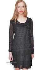NEW Pretty Angel Vintage Clothing Lady Liberty Two Piece Tunic In Black  88329