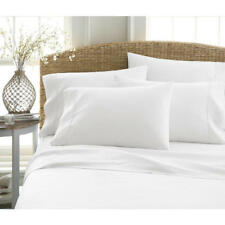Sheet Set Ultra Soft 6 Piece Hypoallergenic Antimicrobial Wrinkle Free Fade Resi